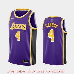 Los Angeles Lakers Alex Caruso Jersey